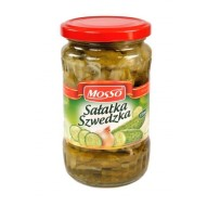 Mosso Sałatka szwedzka 370 ml