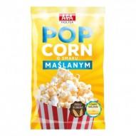 Popcorn o smaku maślanym 90g