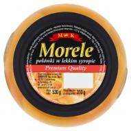 MK Morele połówki w lekkim syropie 530 g