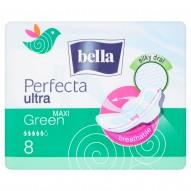 Bella Perfecta Ultra Maxi Green Podpaski higieniczne 8 sztuk