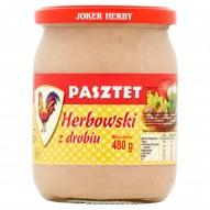 Pasztet Herbowski z drobiu 480 g
