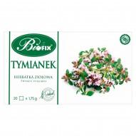 Bifix Herbatka ziołowa tymianek 35 g (20 x 1,75 g)