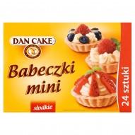 Dan Cake Babeczki mini słodkie 200 g (24 sztuki)