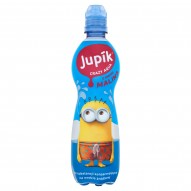 Jupik Crazy Aqua o smaku malina Napój niegazowany 500 ml