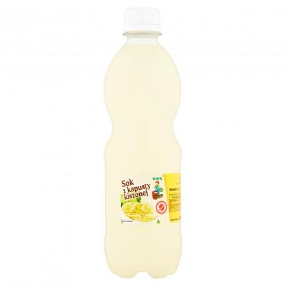Sok z kapusty kiszonej 500 ml