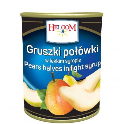 Helcom Gruszki w syropie 850g