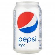 Pepsi Light Napój gazowany 330 ml