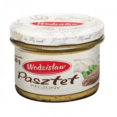 Wodzisław Pasztet pieczony