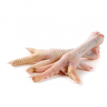 Łapki z kurczaka