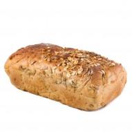 Chleb żytni z migdałami 400g Hałat