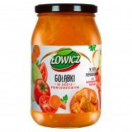 Łowicz Gołąbki w sosie pomidorowym 900 g