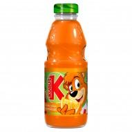 Kubuś Sok marchew jabłko pomarańcza 300 ml