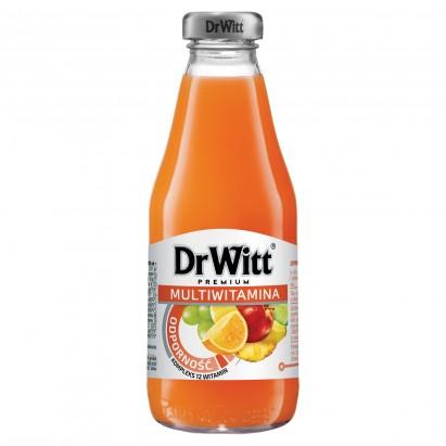 DrWitt Premium Odporność Napój multiwitamina 300 ml