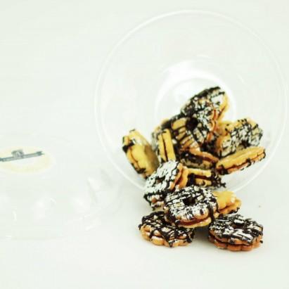 Ciastka Krążki Wiśniowe Asteria