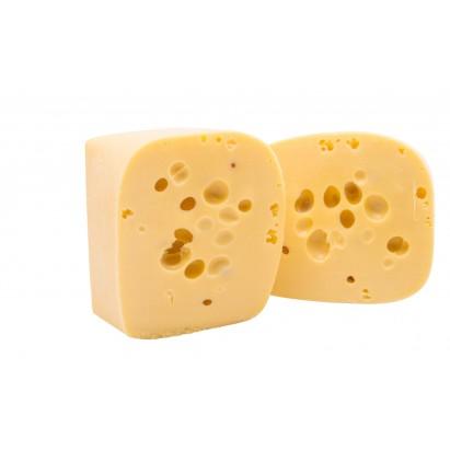 Ser żółty z oczkiem Spomlek