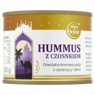 House of Orient Hummus z czosnkiem 200 g