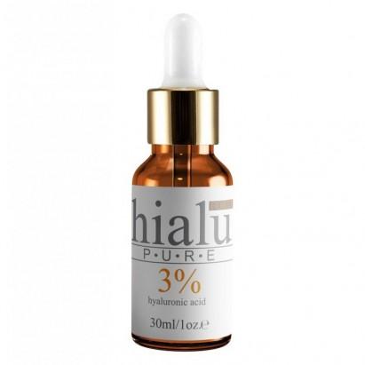 Olej kosmetyczny hialu 3% Natur Planet 30ml