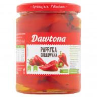 Dawtona Papryka grillowana łagodna 480 g