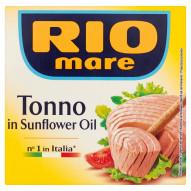 Rio Mare Tuńczyk w oleju słonecznikowym 160 g