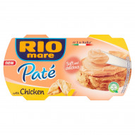 Rio Mare Pasztet z kurczaka 2 x 84 g