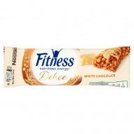 Nestlé Fitness Delice White Chocolate Batonik zbożowy 22,5 g