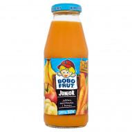 Bobo Frut Junior 100% sok jabłko marchewka i banan po 12 miesiącu 300 ml