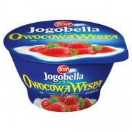 Zott Jogobella Owocowa wyspa Deser jogurtowy 150 g