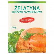 Wodzisław Żelatyna spożywcza wieprzowa 50 g