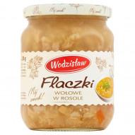 Wodzisław Flaczki wołowe w rosole 520 g