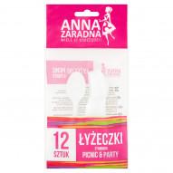 Anna Zaradna Picnic & Party Standard Łyżeczki 12 sztuk