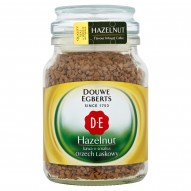 Douwe Egberts Kawa rozpuszczalna o smaku orzech laskowy 95 g