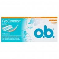 O.B. ProComfort Super Tampony 16 sztuk
