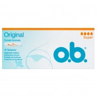 O.B. Original Super Tampony 16 sztuk