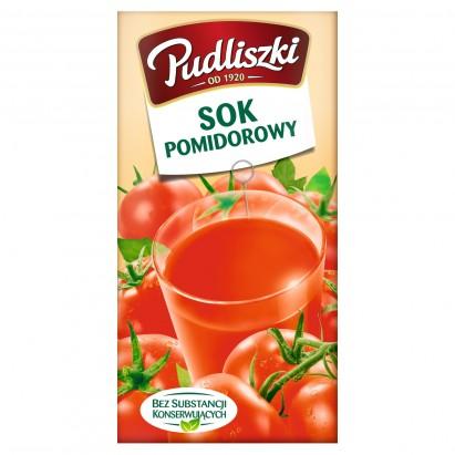 Pudliszki Sok pomidorowy 1 l