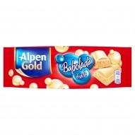 Alpen Gold Bąbolada biała Czekolada 80 g