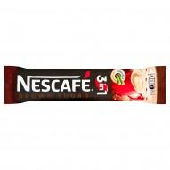 Nescafé 3in1 Brown Sugar Rozpuszczalny napój kawowy z brązowym cukrem 17 g