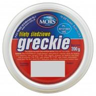 Mors Filety śledziowe greckie 200 g