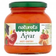 Natureta Ajvar ostry 290 g