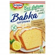 Dr. Oetker Babka bez glutenu cytrynowa 351 g