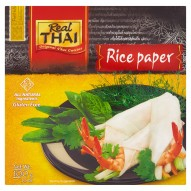 Real Thai Papier ryżowy 22 cm 100 g