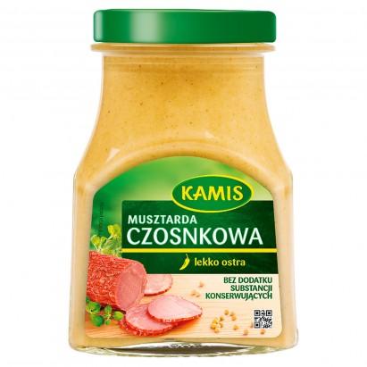 Kamis Musztarda czosnkowa 185 g