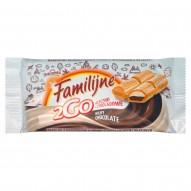 Familijne 2Go mleczno czekoladowe Wafelek z nadzieniami 20 g