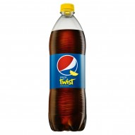 Pepsi Twist Napój gazowany 1 l