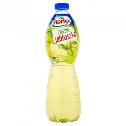 Hortex Zielone jabłuszka Napój 1,75 l