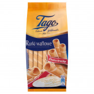 Tago Rurki waflowe 115 g