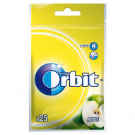 Orbit Apple Guma do żucia bez cukru 35 g (25 drażetek)