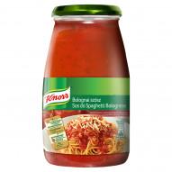 Knorr Sos do spaghetti bolognese z pomidorami bazylią i oregano 500 g