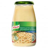 Knorr Sos śmietanowo-grzybowy z pieczarkami i natką pietruszki 500 g