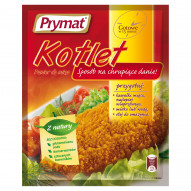 Prymat Kotlet Panier do mięs 90 g