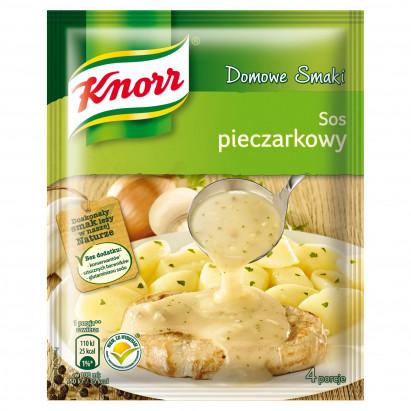 Knorr Domowe Smaki Sos pieczarkowy 27 g